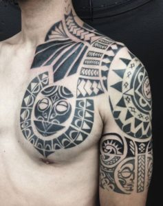 Kristina-Tribal-Tattoo-Style