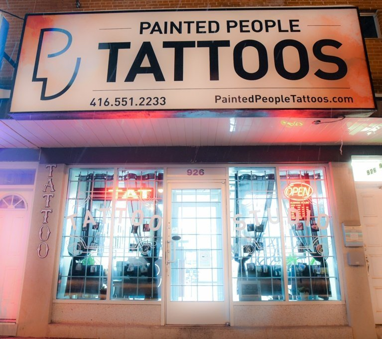 Painted-People-Tattoos-Store-Front
