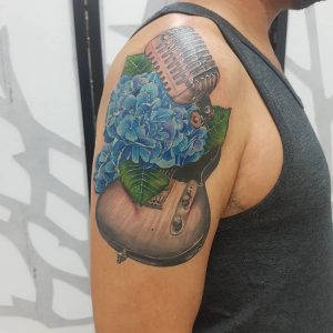 tattoo artist toronto